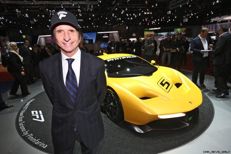 2017 Fittipaldi EF7 Vision Gran Turismo By Pininfarina 9