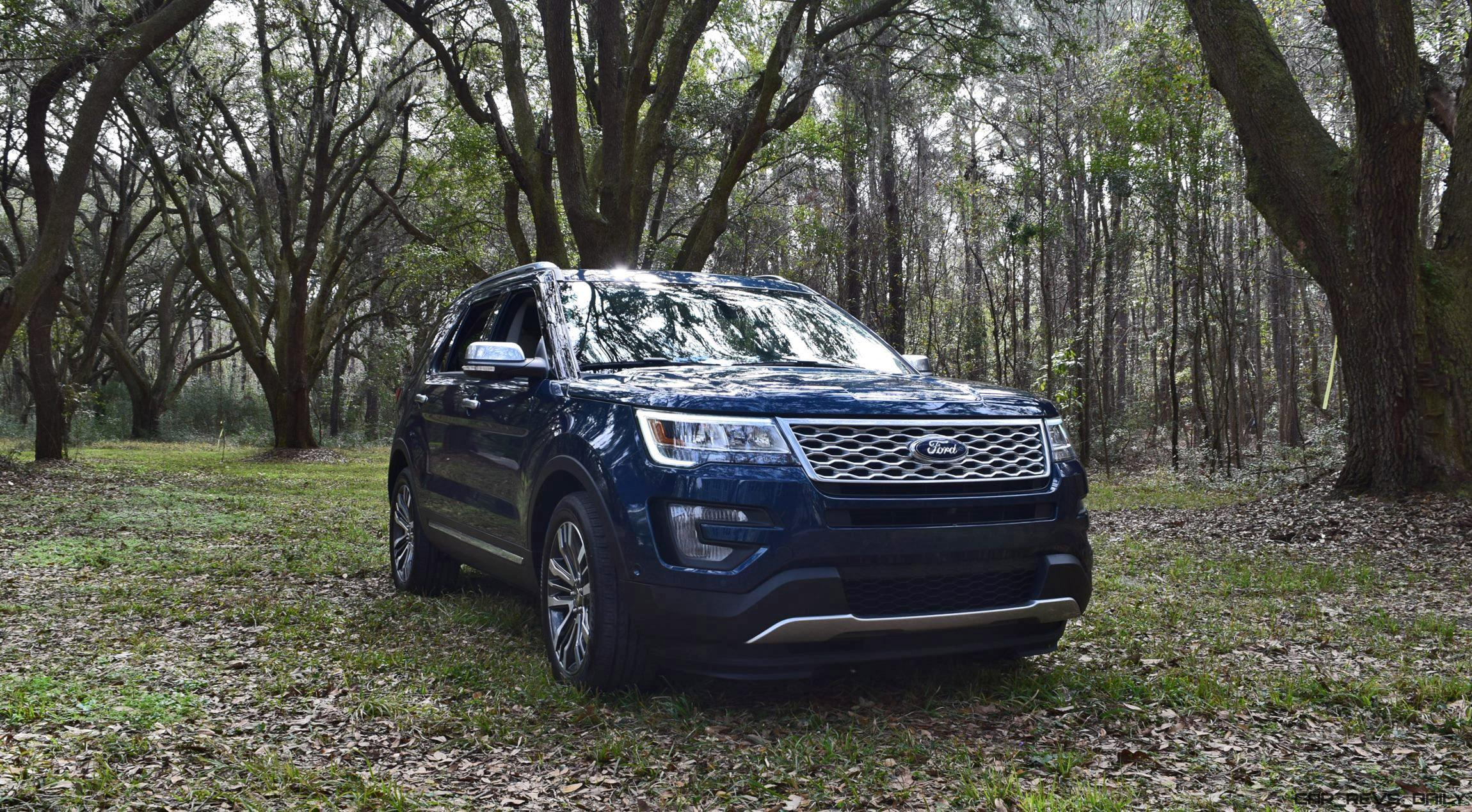 drive first crossover photo car explorer kitchen sink test review reviews price hr platinum ford article gallery