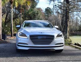 2017 GENESIS G80 AWD 3.8 – Road Test Review
