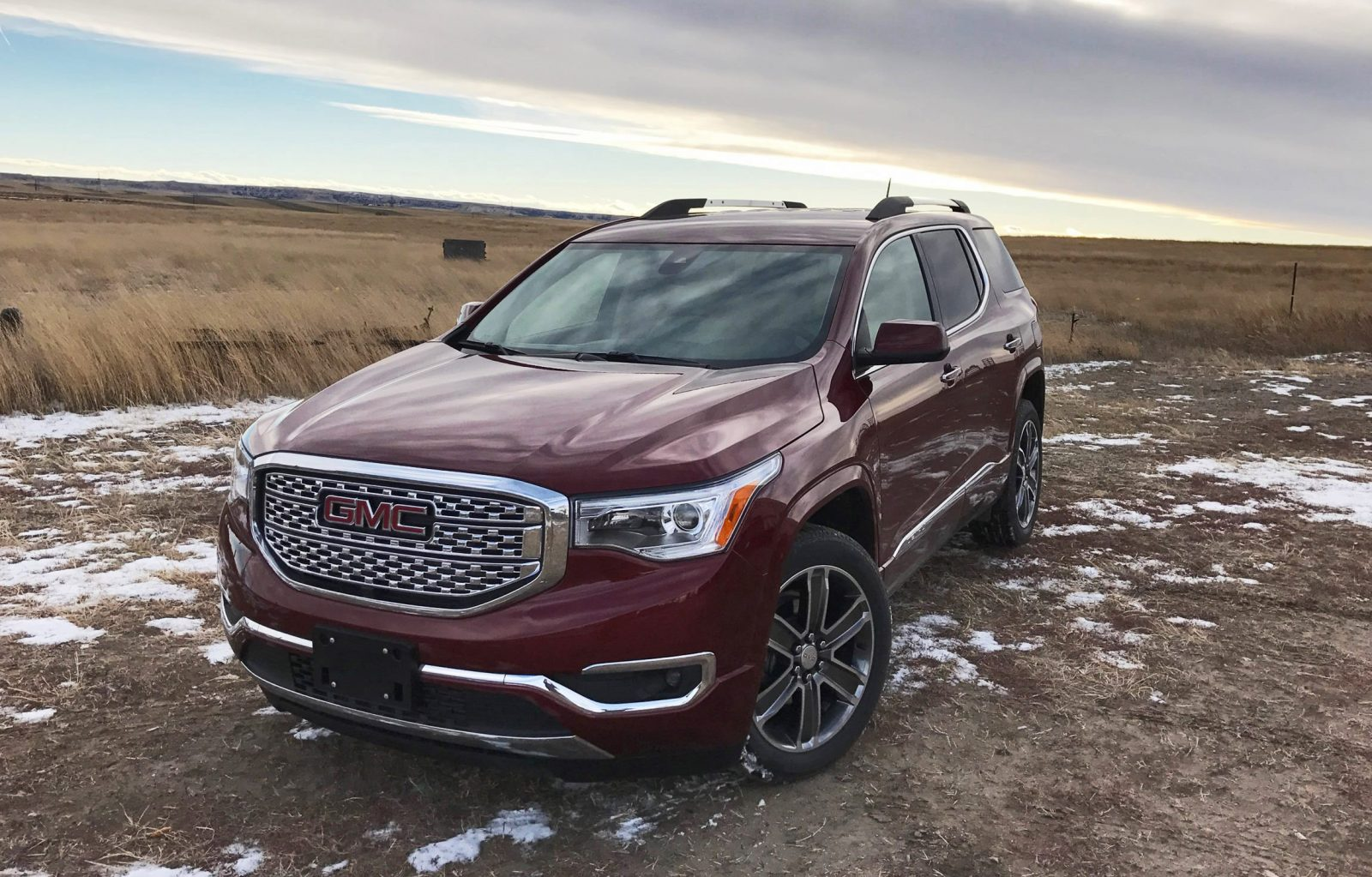 2017 gmc acadia denali road test review by tim esterdahl. Black Bedroom Furniture Sets. Home Design Ideas