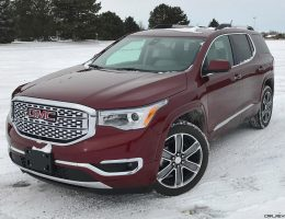 2017 GMC Acadia DENALI – Road Test Review – By Tim Esterdahl