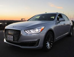 2017 Genesis G90 5.0 Ultimate RWD – Road Test Review – By Ben Lewis