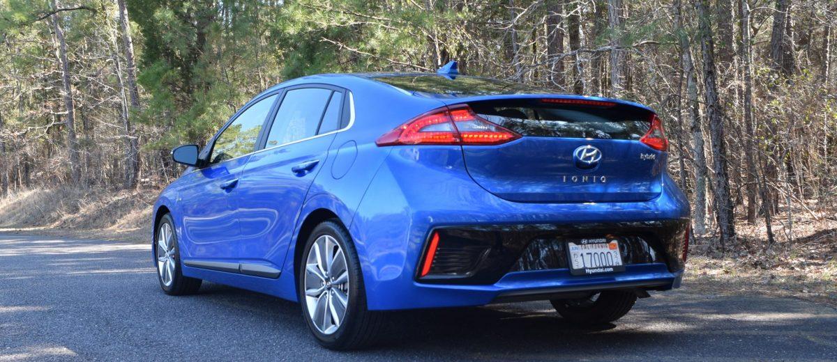 Unique 2017 Hyundai Ioniq Hybrid  First Drive Review W Video