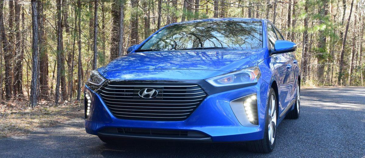 Original 2017 Hyundai Ioniq Hybrid  First Drive Review W Video