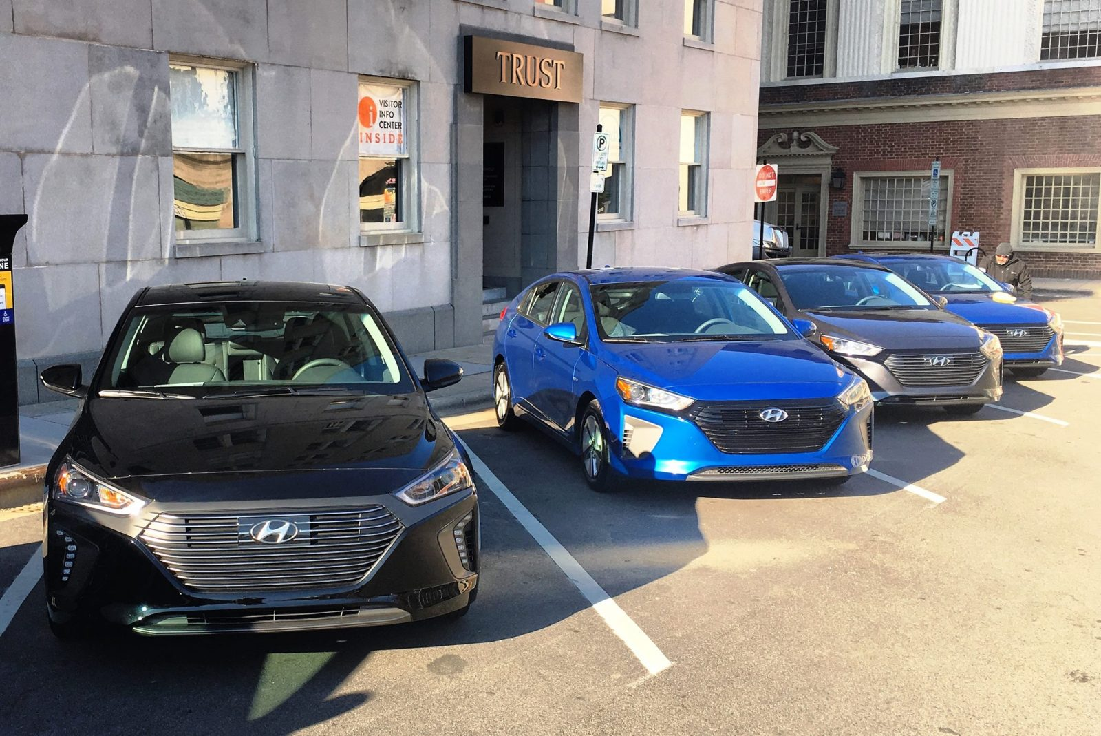 2017 Hyundai Ioniq Hybrid First Drive Review W Video