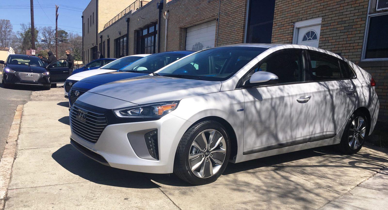 hyundai ioniq hybrid  drive review  video