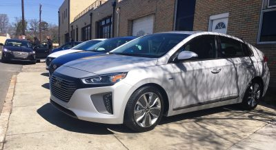 2017 Hyundai Ioniq Hybrid 57