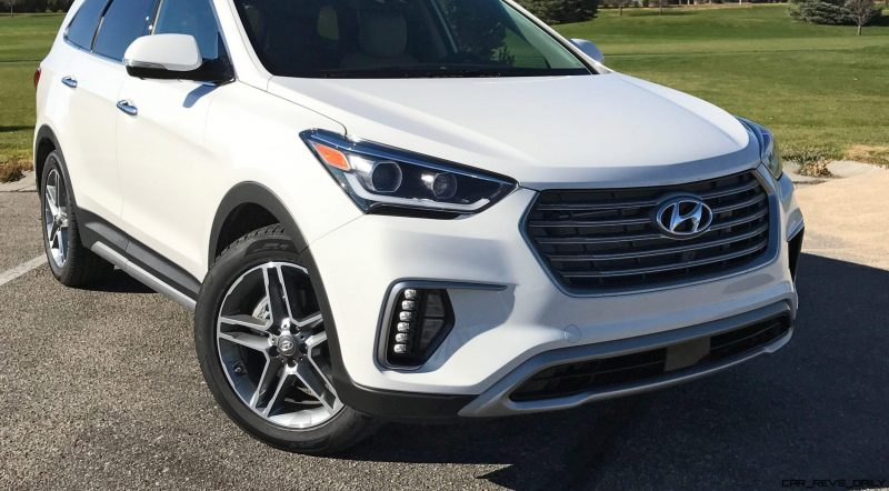 2017 Hyundai SANTA FE Limited Ultimate 5