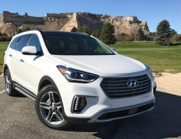2017 Hyundai SANTA FE Ultimate – Road Test Review – By Tim Esterdahl