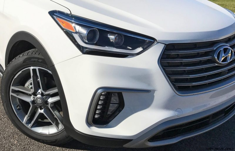 2017 Hyundai SANTA FE Limited Ultimate 7