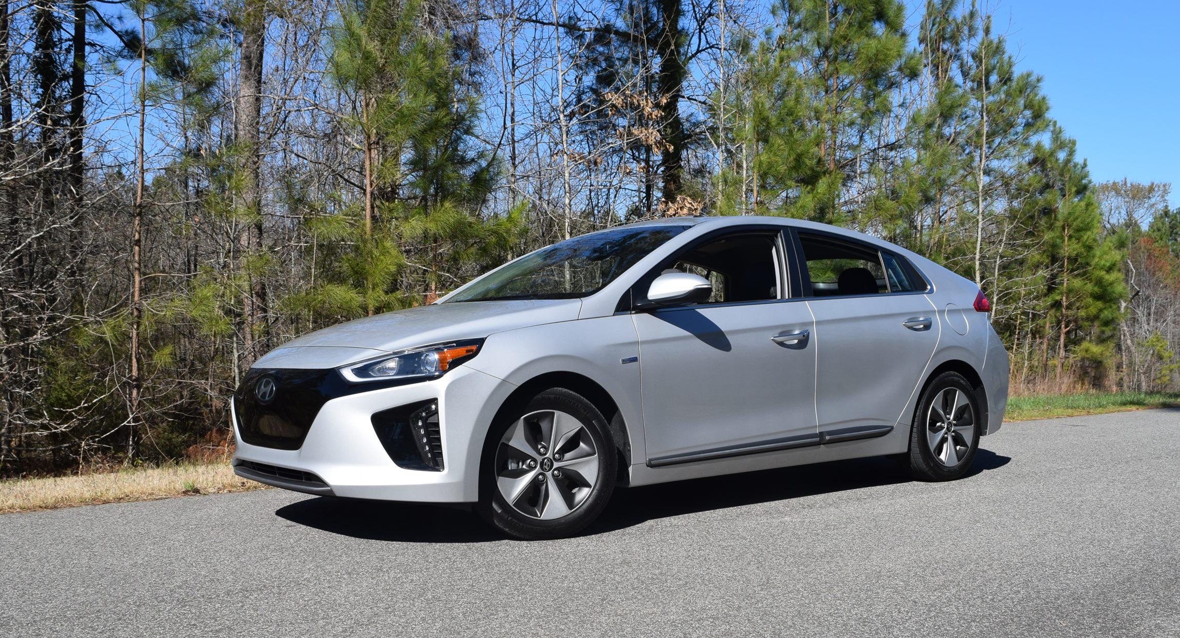 Cool 2017 Hyundai IONIQ Electric  First Drive Review W Video