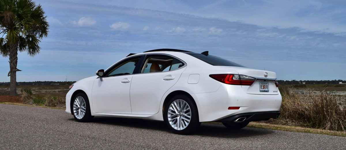 small garages ideas - 2017 Lexus ES350 HD Road Test Review w 2 Videos By
