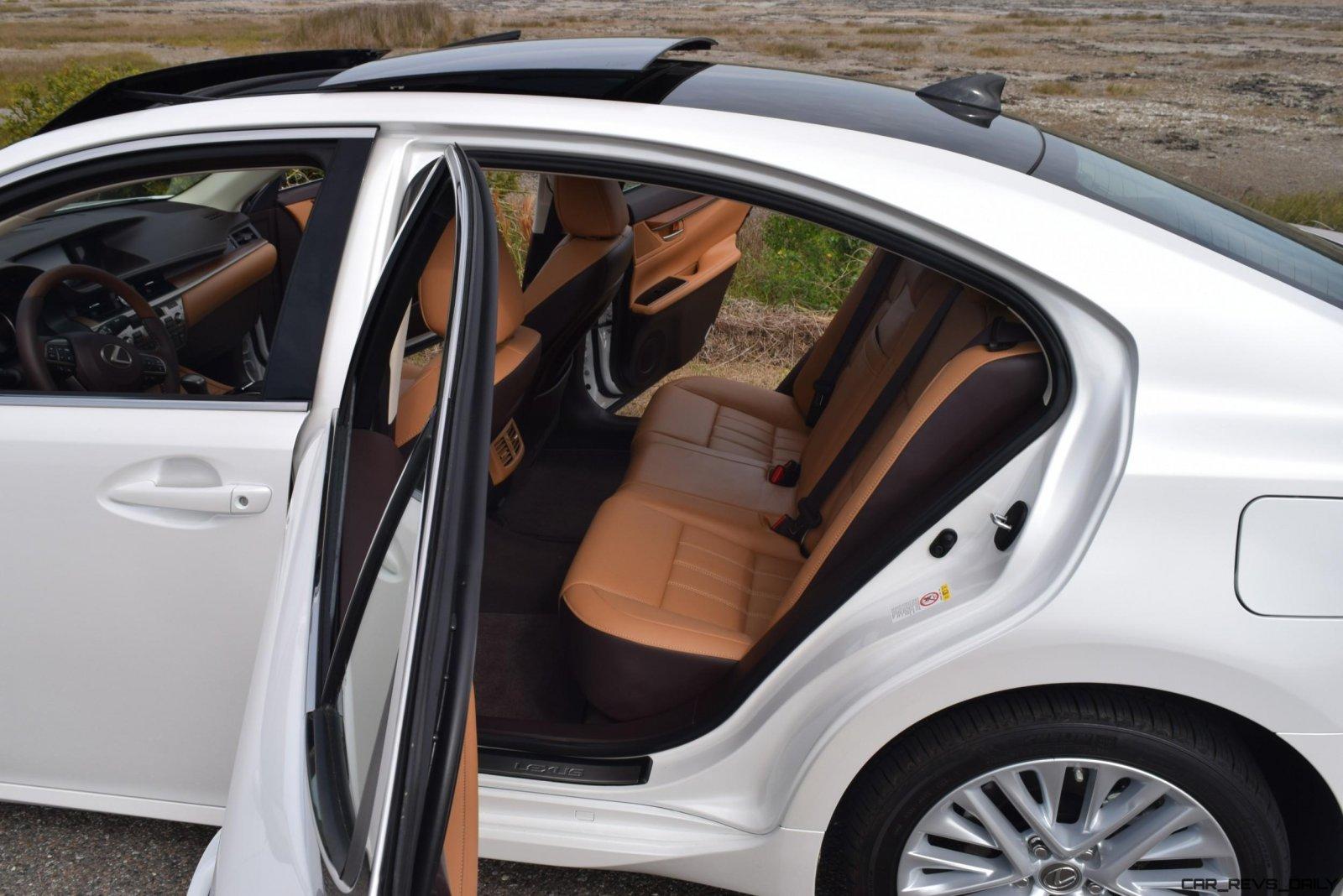 2017 lexus es350 interior 11