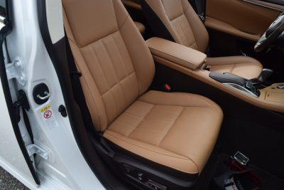 2017 Lexus ES350 Interior 3