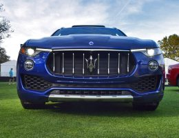 2017 Maserati LEVANTE at Amelia Island Concours [22 Photos]
