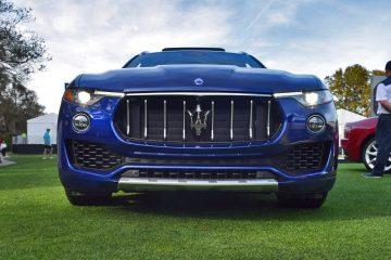 2017 Maserati LEVANTE at Amelia Island Concours [22 Photos]