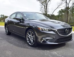 2017 Mazda6 Grand Touring – HD Road Test Review w/ 2 Videos