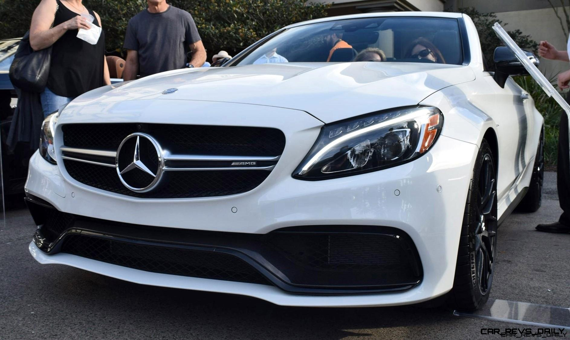 2017 Mercedes-AMG C63S Cabriolet 25