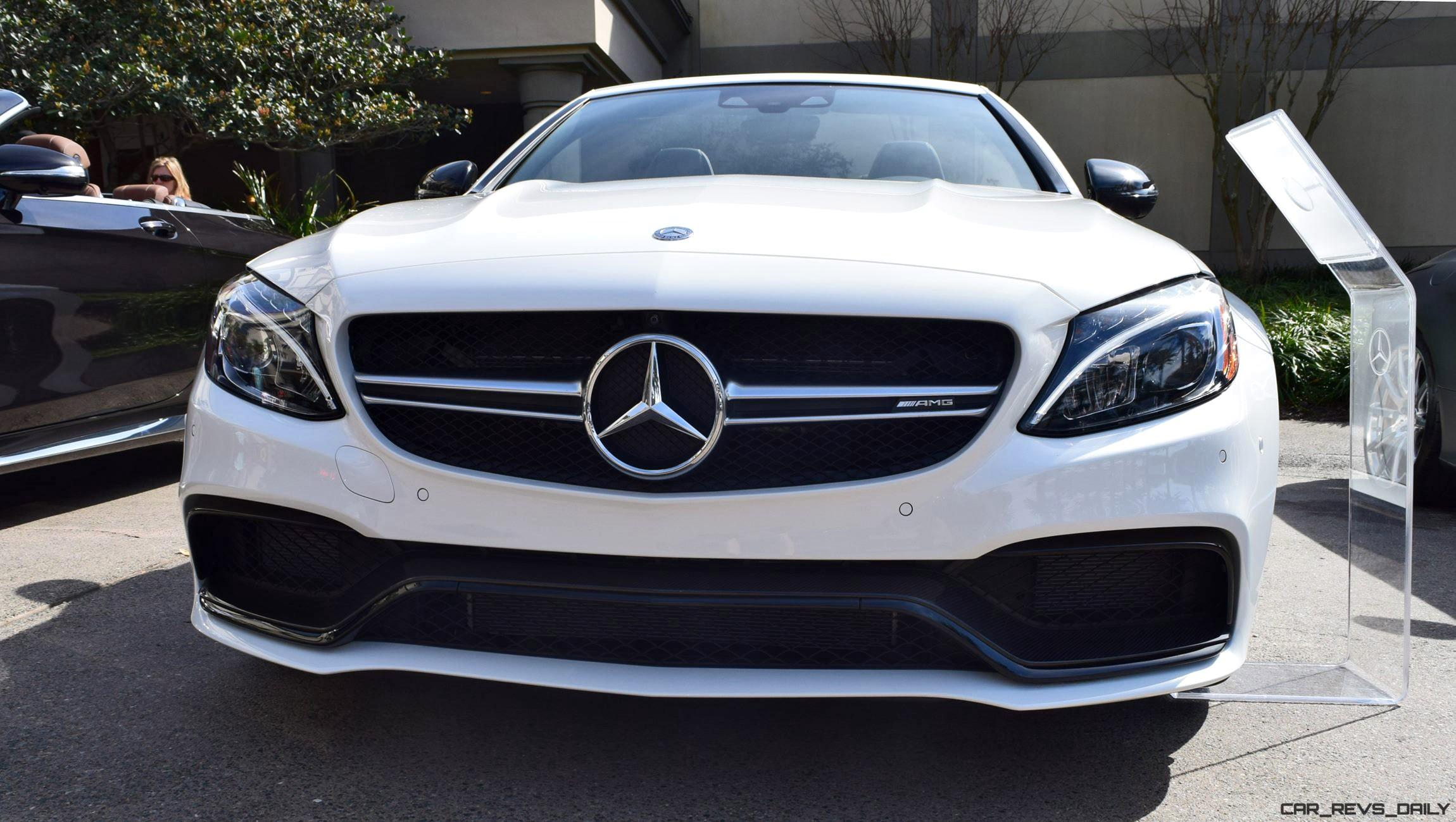 2017 mercedes amg c63s cabriolet at amelia island 25 photos car revs. Black Bedroom Furniture Sets. Home Design Ideas