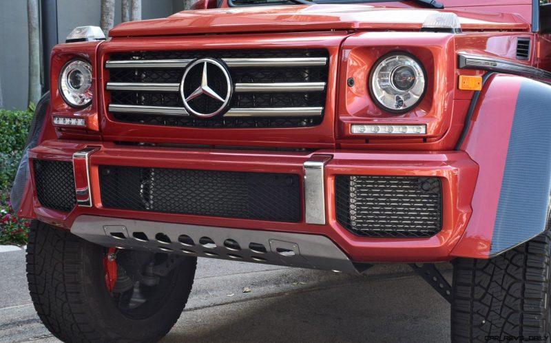 2017 Mercedes-Benz G550 4x4 17