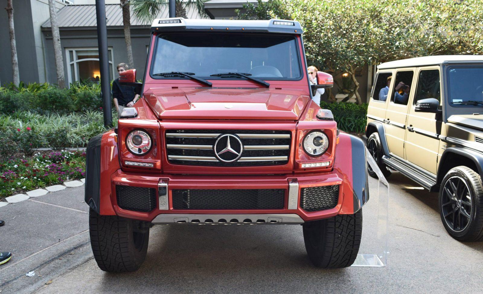 2017 Mercedes-Benz G550 4x4 21