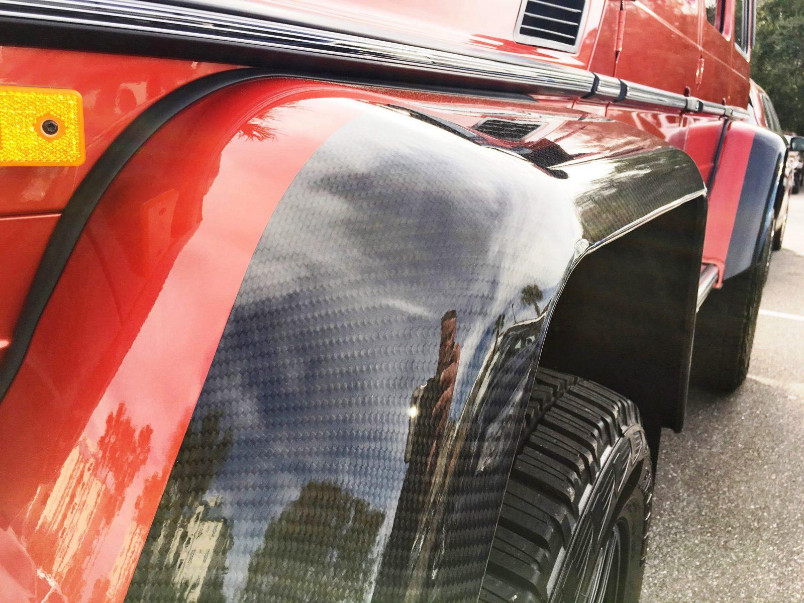2017 Mercedes-Benz G550 4x4 34
