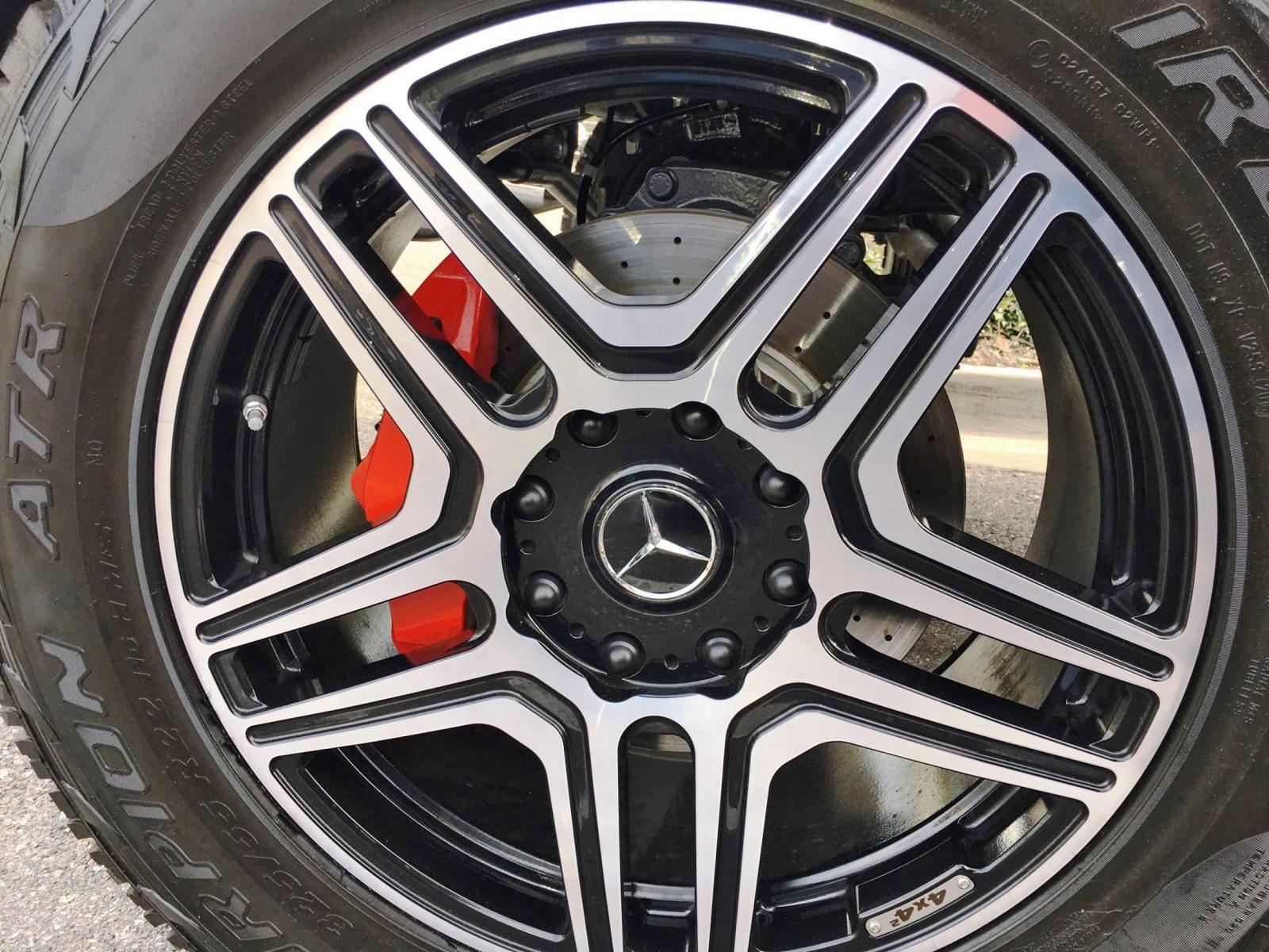 2017 Mercedes-Benz G550 4x4 37