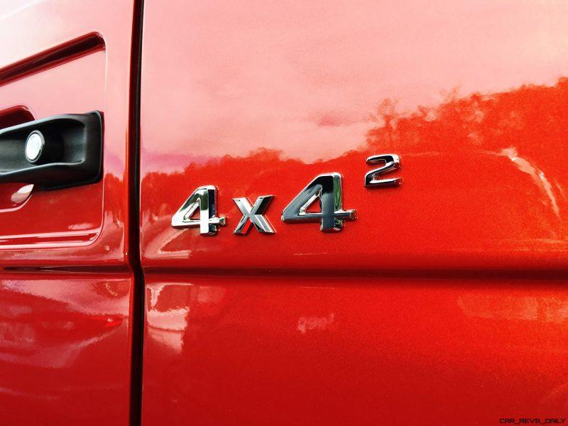 2017 Mercedes-Benz G550 4x4 40