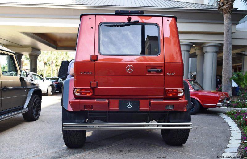 2017 Mercedes-Benz G550 4x4 5