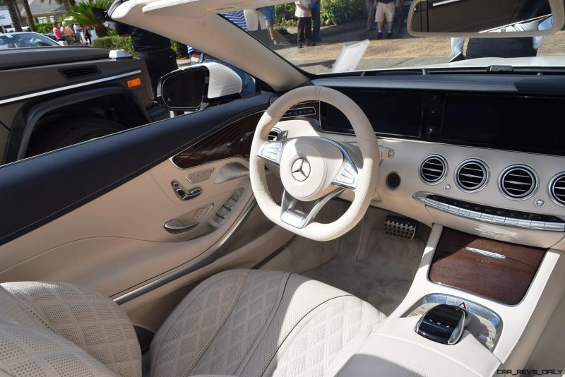 2017 Mercedes-Maybach S650 13