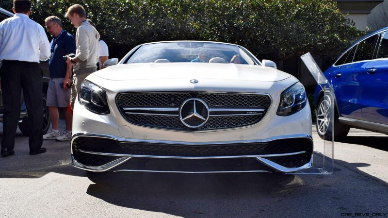 2017 Mercedes-Maybach S650 20