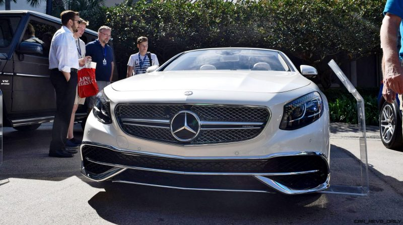 2017 Mercedes-Maybach S650 23
