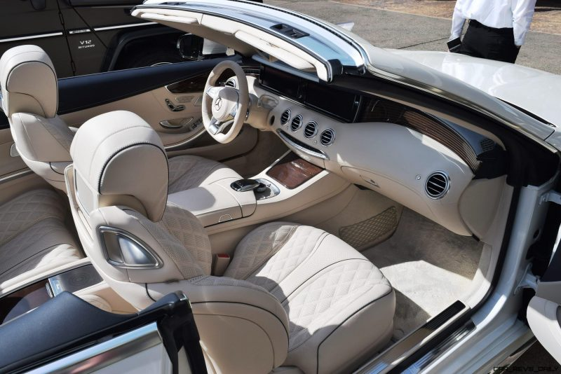 2017 Mercedes-Maybach S650 4