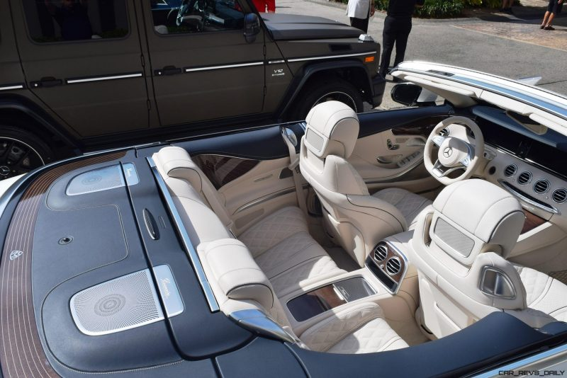 2017 Mercedes-Maybach S650 5