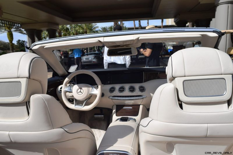 2017 Mercedes-Maybach S650 8
