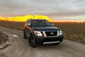 2017 Nissan ARMADA Platinum – Road Test Review – By Tim Esterdahl