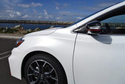 2017 Nissan Sentra NISMO Exterior 30