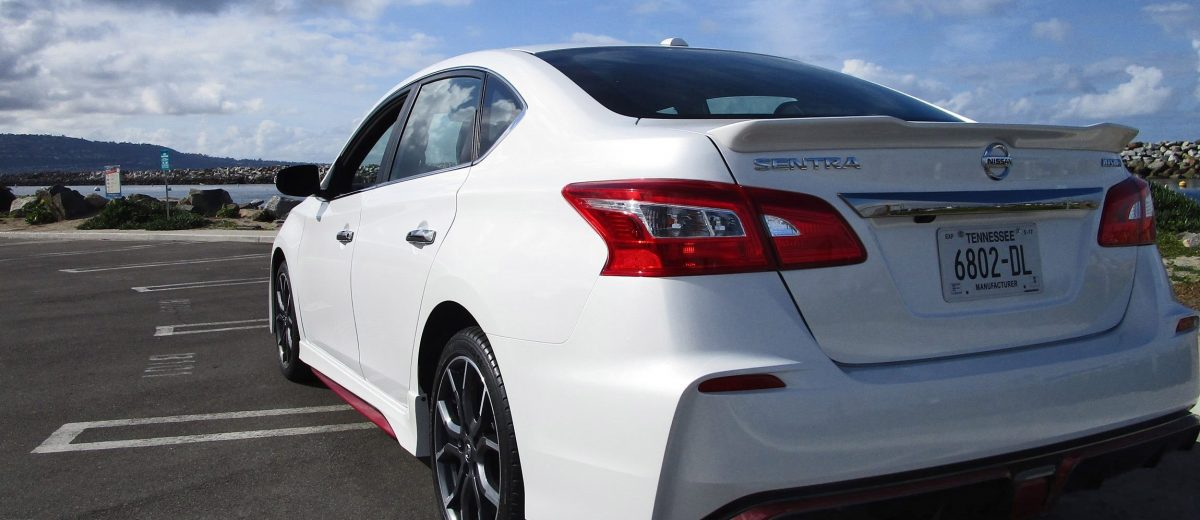 2017 Nissan Sentra NISMO - Road Test Review - By Ben Lewis