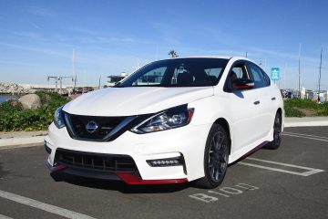 2017 Nissan Sentra NISMO – Road Test Review – By Ben Lewis