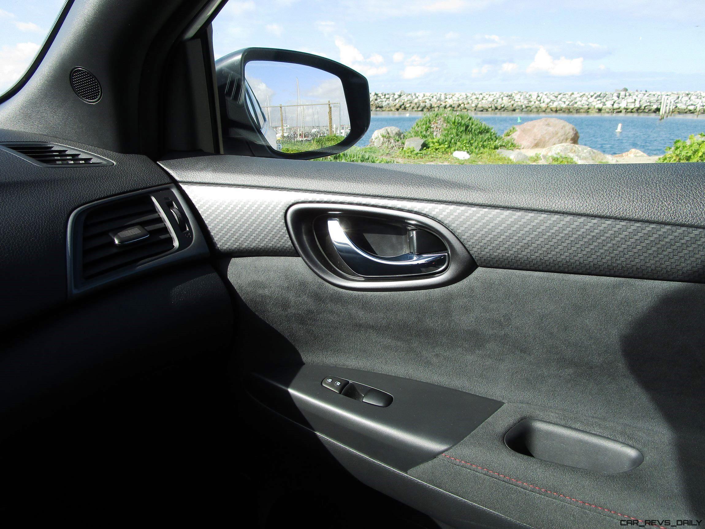 2017 Nissan Sentra Nismo Interior 14