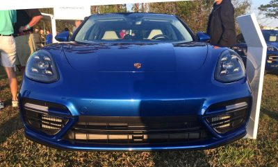 2017 Porsche Panamera TURBO Exterior 11