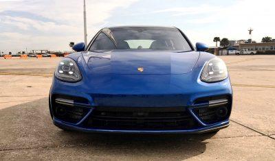 2017 Porsche Panamera TURBO Exterior 16