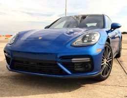 2017 Porsche Panamera TURBO – Startup/Exhaust Video + 44 Photos