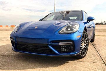 2017 Porsche Panamera TURBO – Startup/Exhaust Video + 44 Photos