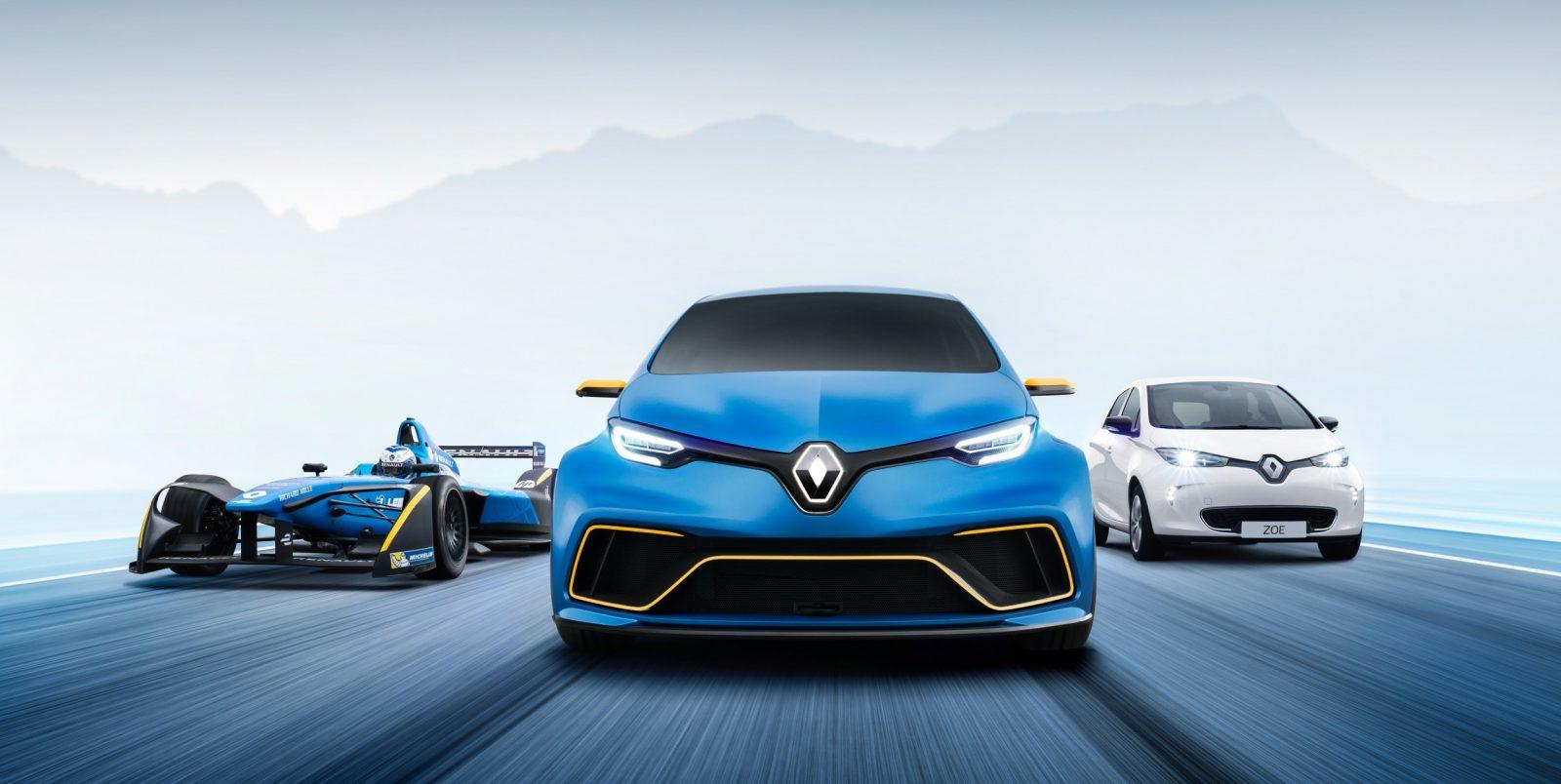2017 Renault ZOE E-Sport 11