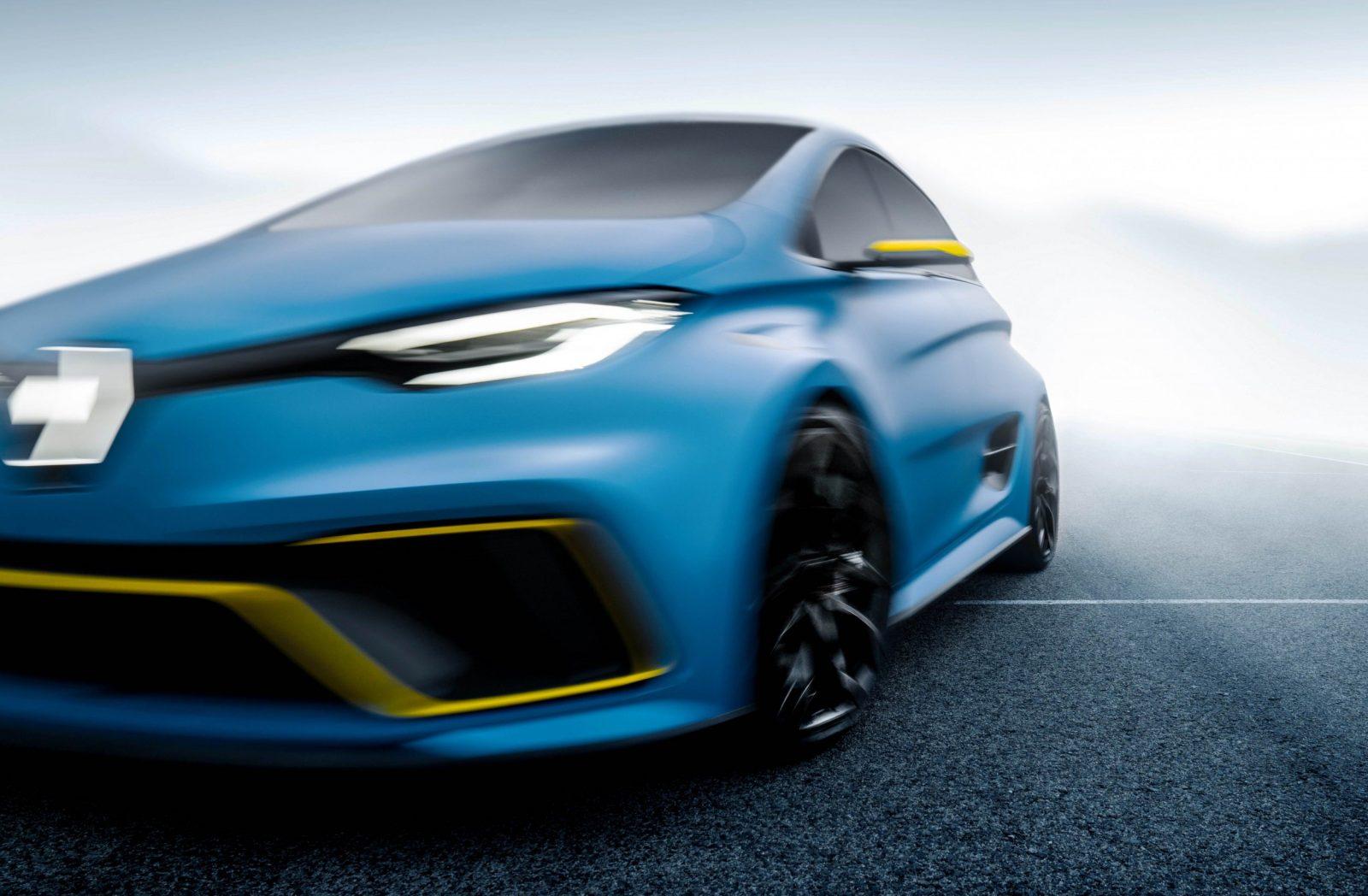 2017 Renault ZOE E-Sport 15