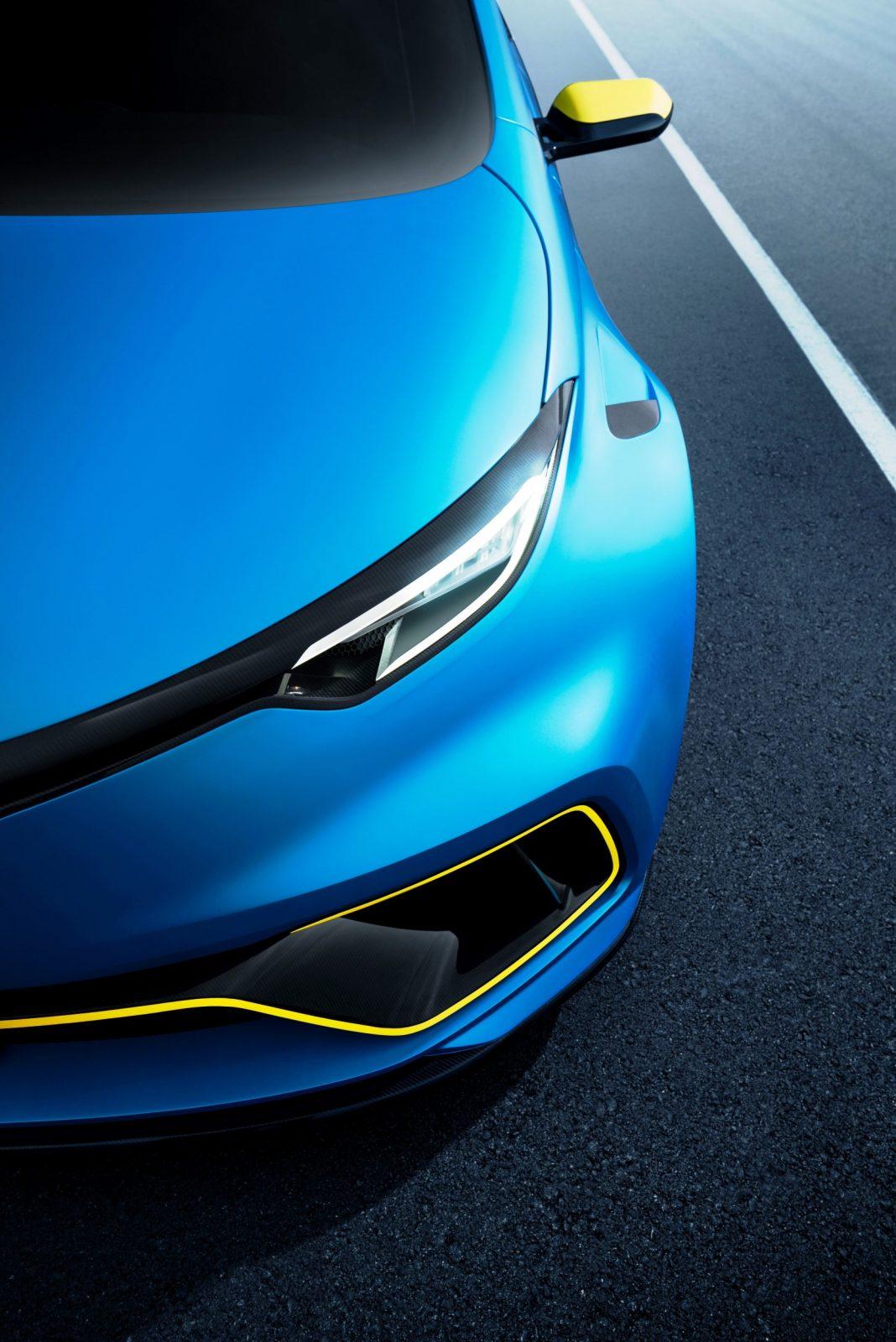 2017 Renault ZOE E-Sport 19