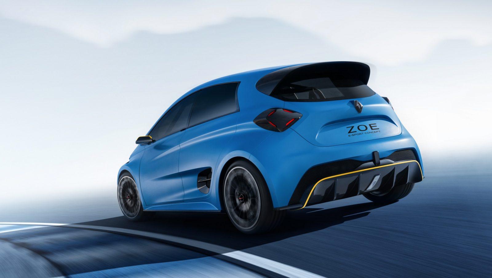 2017 Renault ZOE E-Sport 20