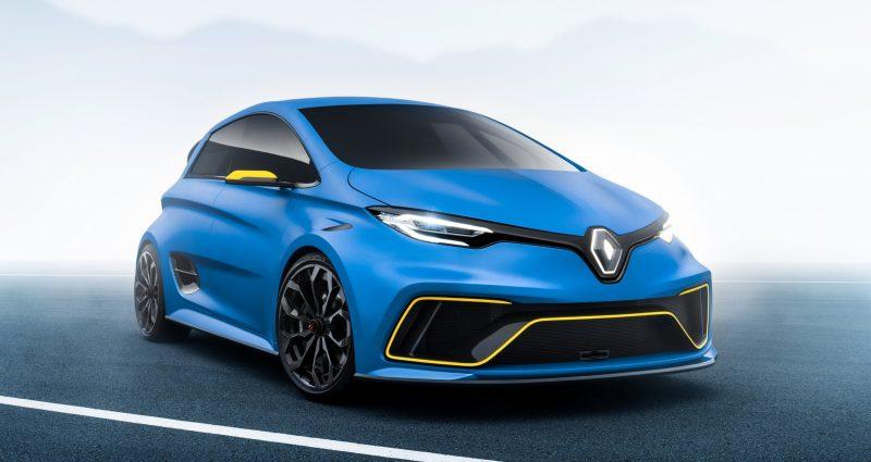2017 Renault ZOE E-Sport 22