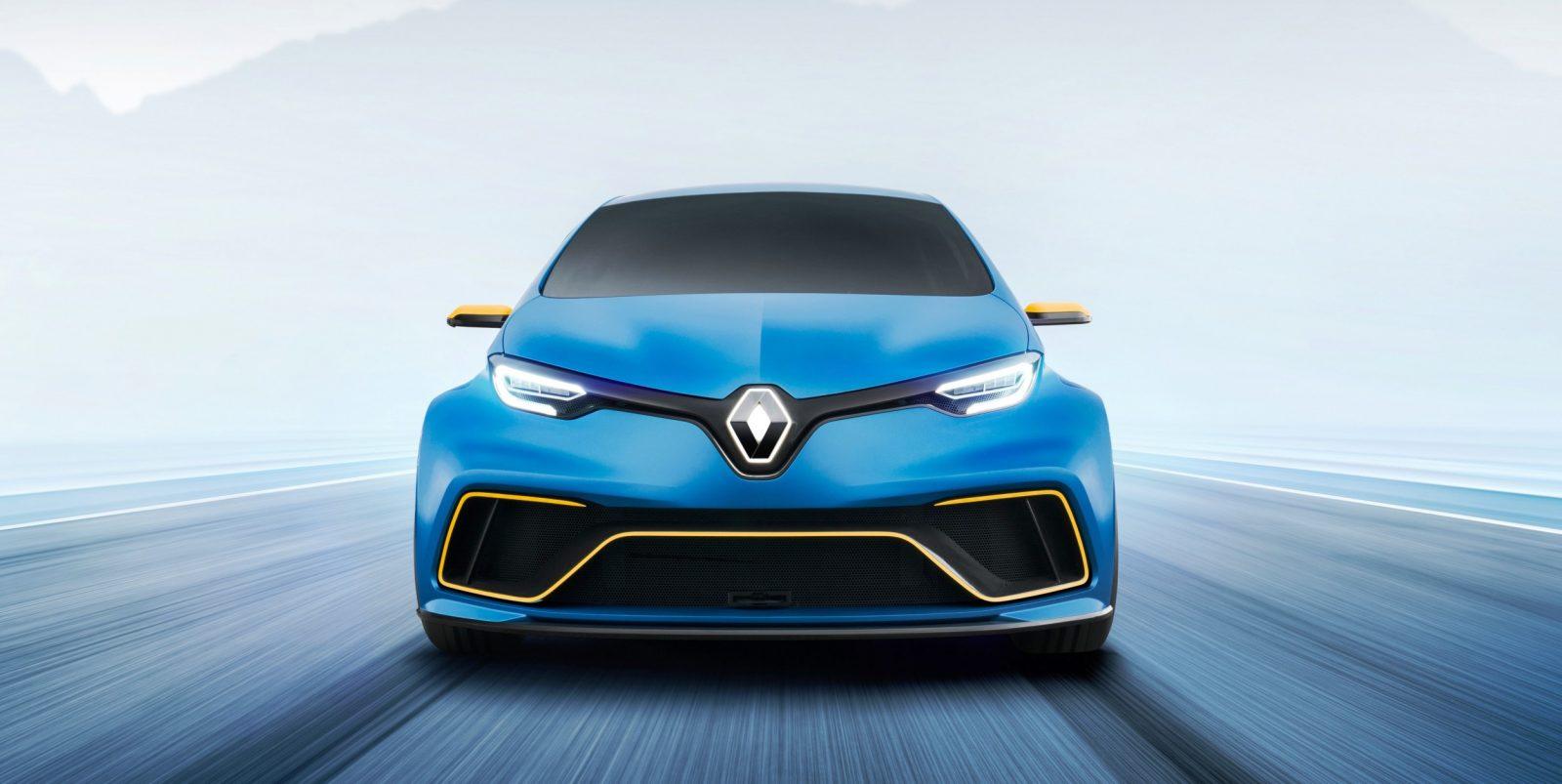 2017 Renault ZOE E-Sport 8